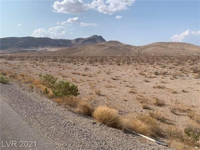 Blue Diamond Road, Las Vegas, NV 89161 (MLS #2320215) :: The Shear Team