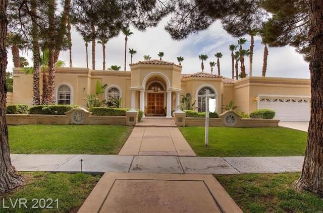 3930 Placita Del Rico, Las Vegas, NV 89120 (MLS #2320217) :: Signature Real Estate Group