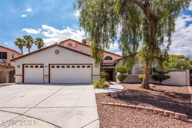 9040 Sunny Hills Court, Las Vegas, NV 89147 (MLS #2320224) :: ERA Brokers Consolidated / Sherman Group