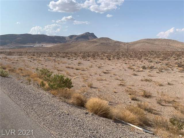 Route 159, Las Vegas, NV 89161 (MLS #2320226) :: Kypreos Team