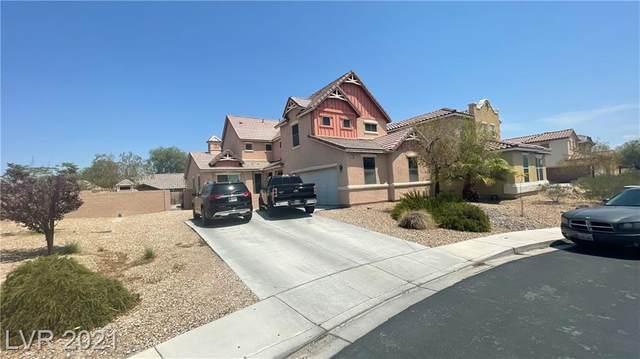 5942 Village Loft Street, North Las Vegas, NV 89081 (MLS #2320256) :: Hebert Group | Realty One Group