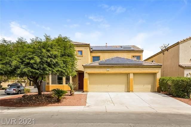 1712 John Bevy Court, North Las Vegas, NV 89086 (MLS #2320265) :: Hebert Group | Realty One Group