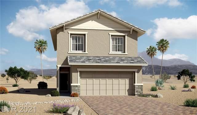 6343 Starlit Sky Street, North Las Vegas, NV 89081 (MLS #2320266) :: Hebert Group | Realty One Group