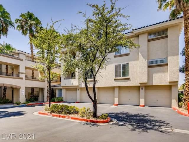 7111 S Durango Drive #203, Las Vegas, NV 89113 (MLS #2320275) :: Lindstrom Radcliffe Group