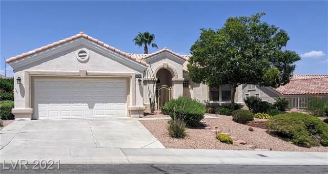 10412 Long Leaf Place, Las Vegas, NV 89134 (MLS #2320289) :: Lindstrom Radcliffe Group