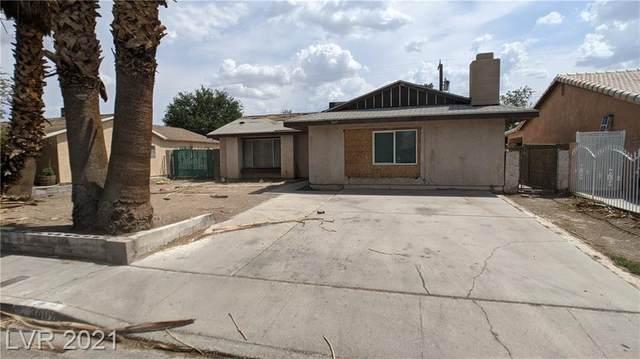 3609 Emmons Avenue, Las Vegas, NV 89030 (MLS #2320290) :: Hebert Group | Realty One Group