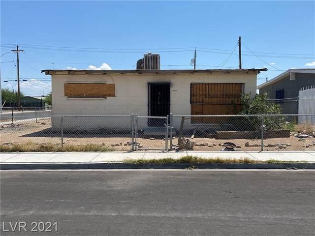 301 Madison Avenue, Las Vegas, NV 89106 (MLS #2320355) :: Lindstrom Radcliffe Group