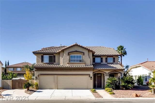 3029 Azure Bay Street, Las Vegas, NV 89117 (MLS #2320362) :: Lindstrom Radcliffe Group