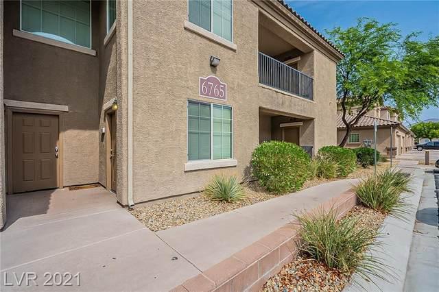 6765 Caporetto Lane #204, North Las Vegas, NV 89084 (MLS #2320368) :: Hebert Group | Realty One Group