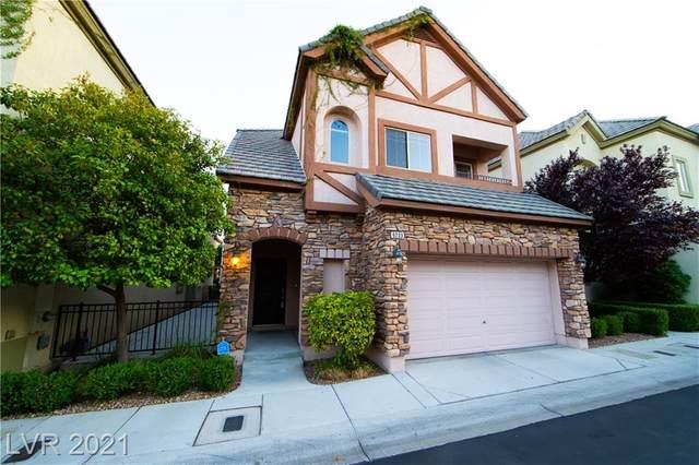 9233 Worsley Park Place, Las Vegas, NV 89145 (MLS #2320372) :: Lindstrom Radcliffe Group