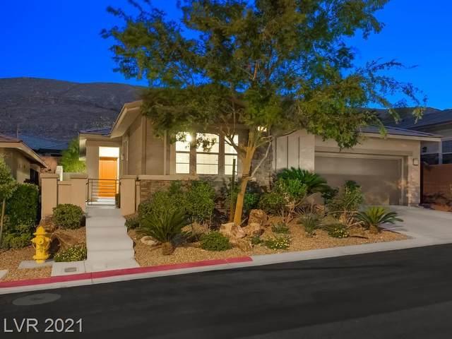 5507 Alden Bend Drive, Las Vegas, NV 89135 (MLS #2320381) :: Custom Fit Real Estate Group