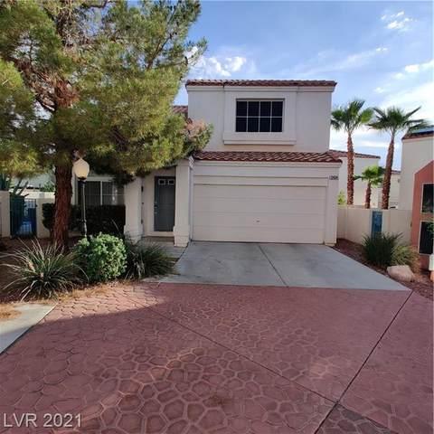 3404 Wordsworth Street, Las Vegas, NV 89129 (MLS #2320387) :: Lindstrom Radcliffe Group