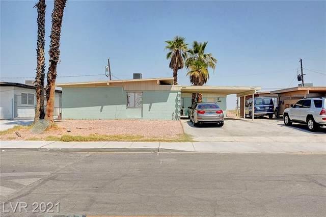 2305 S 15th Street, Las Vegas, NV 89104 (MLS #2320391) :: Custom Fit Real Estate Group
