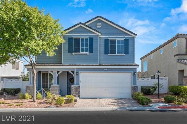 6287 Tillman Crest Avenue, Las Vegas, NV 89139 (MLS #2320395) :: Custom Fit Real Estate Group