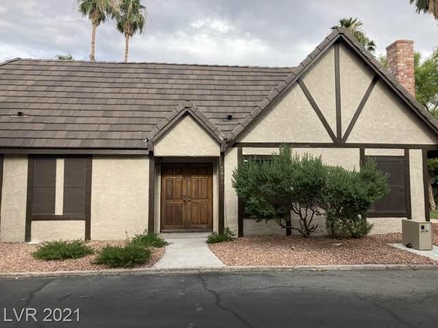 3994 Salisbury Place, Las Vegas, NV 89121 (MLS #2320398) :: Lindstrom Radcliffe Group