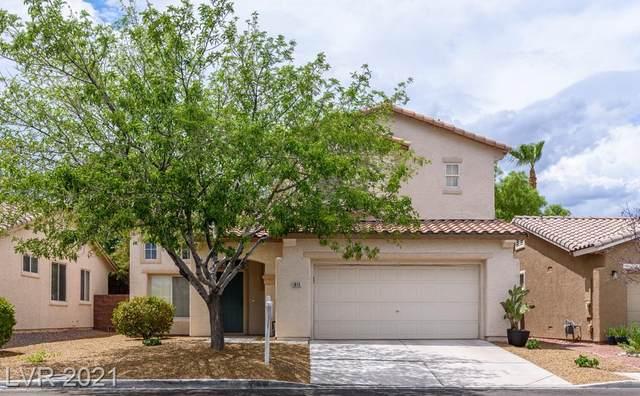 1813 Drifters Peak Street, Las Vegas, NV 89144 (MLS #2320413) :: Lindstrom Radcliffe Group