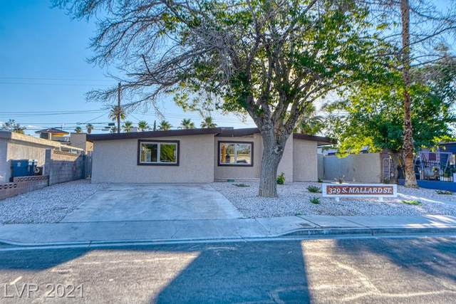 329 S Mallard Street, Las Vegas, NV 89107 (MLS #2320415) :: Lindstrom Radcliffe Group