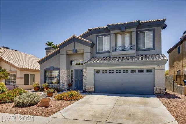 7949 Howard Dade Avenue, Las Vegas, NV 89129 (MLS #2320428) :: Custom Fit Real Estate Group