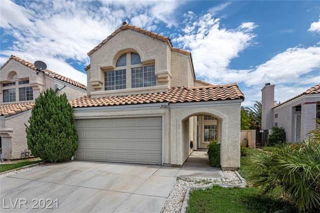 2436 Palm Shore Court, Las Vegas, NV 89128 (MLS #2320429) :: Custom Fit Real Estate Group