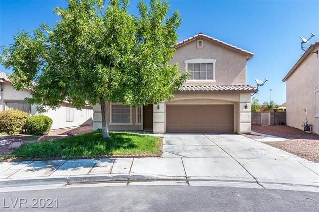 5100 Fall Meadows Avenue, Las Vegas, NV 89130 (MLS #2320432) :: Hebert Group | Realty One Group