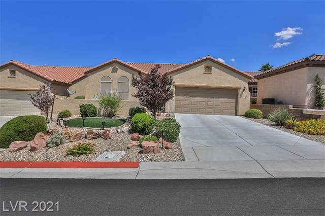 2226 Shadow Canyon Drive, Henderson, NV 89044 (MLS #2320459) :: Lindstrom Radcliffe Group