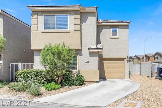 4108 Sandy Breeze Lane, Las Vegas, NV 89115 (MLS #2320496) :: Hebert Group | Realty One Group