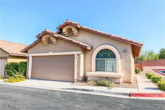 9821 Malmo Avenue, Las Vegas, NV 89129 (MLS #2320497) :: Lindstrom Radcliffe Group
