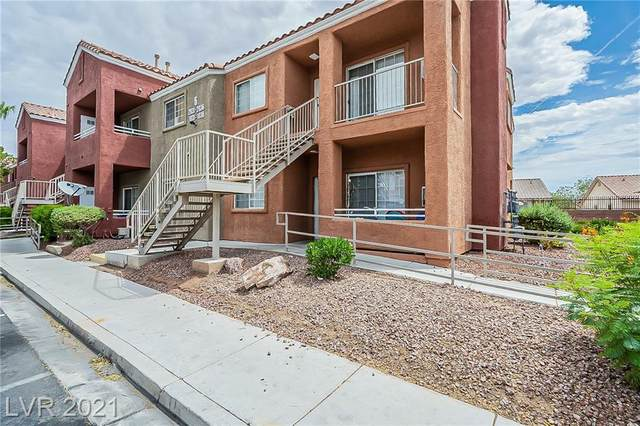 4730 E Craig Road #2032, Las Vegas, NV 89115 (MLS #2320511) :: Hebert Group | Realty One Group