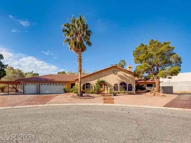 1501 Montessouri Street, Las Vegas, NV 89117 (MLS #2320512) :: Hebert Group | Realty One Group