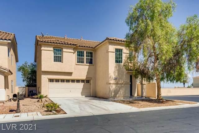 116 Cadrow Castle Court, Las Vegas, NV 89148 (MLS #2320524) :: Custom Fit Real Estate Group