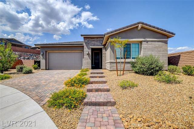 10910 Calm Desert Court, Las Vegas, NV 89138 (MLS #2320531) :: Lindstrom Radcliffe Group