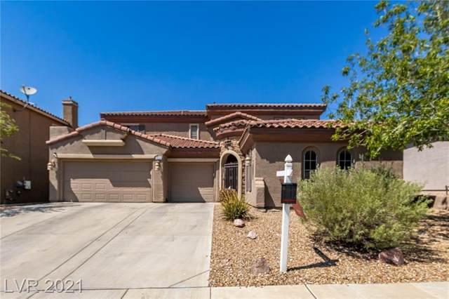 852 Wintersweet Road, Henderson, NV 89015 (MLS #2320533) :: Custom Fit Real Estate Group