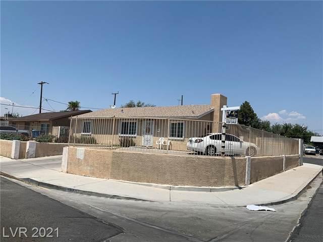 3629 Marlborough Avenue, Las Vegas, NV 89110 (MLS #2320538) :: Hebert Group | Realty One Group