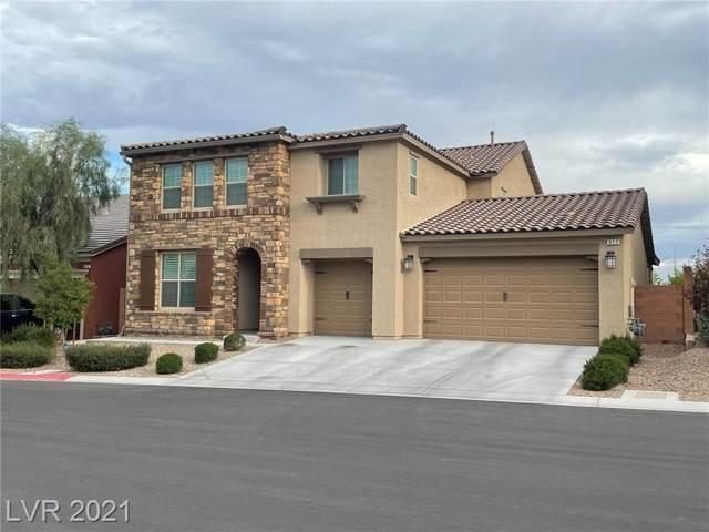 917 Silent Sunset Avenue, North Las Vegas, NV 89084 (MLS #2320552) :: Lindstrom Radcliffe Group