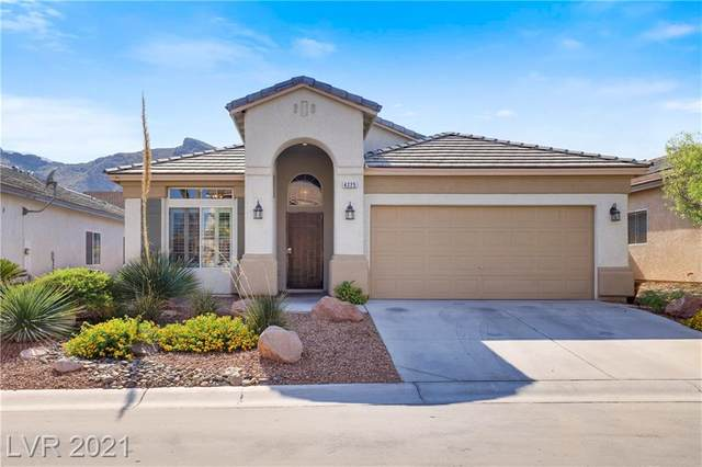 4225 Governors Hill Street, Las Vegas, NV 89129 (MLS #2320572) :: Lindstrom Radcliffe Group