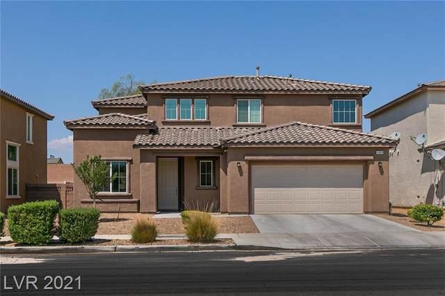 4909 Lawrence Street, North Las Vegas, NV 89081 (MLS #2320577) :: Lindstrom Radcliffe Group