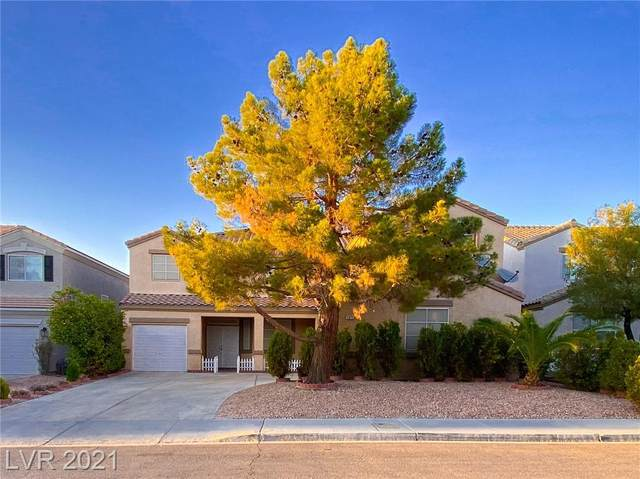2372 Kenneth Avenue, Henderson, NV 89052 (MLS #2320580) :: Signature Real Estate Group
