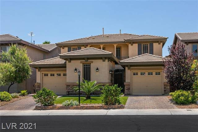 9029 Wind Warrior Avenue, Las Vegas, NV 89143 (MLS #2320586) :: The Shear Team