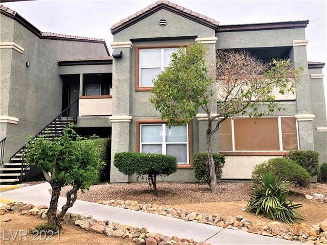 555 E Silverado Ranch Boulevard #2136, Las Vegas, NV 89183 (MLS #2320603) :: Lindstrom Radcliffe Group
