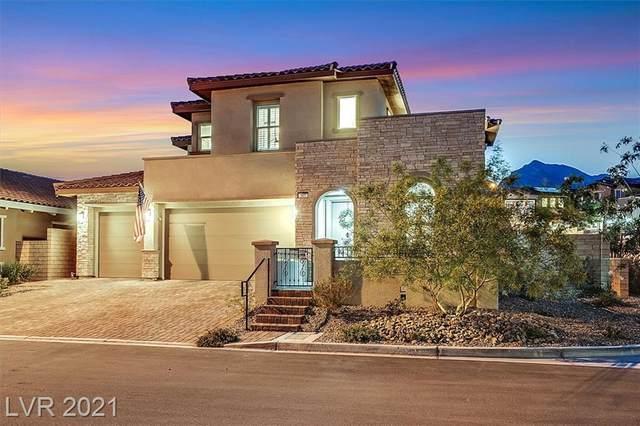 305 Molinetto Street, Las Vegas, NV 89138 (MLS #2320612) :: Lindstrom Radcliffe Group