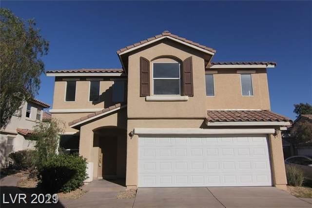 1018 Grand Cerritos Avenue, Las Vegas, NV 89183 (MLS #2320615) :: Signature Real Estate Group