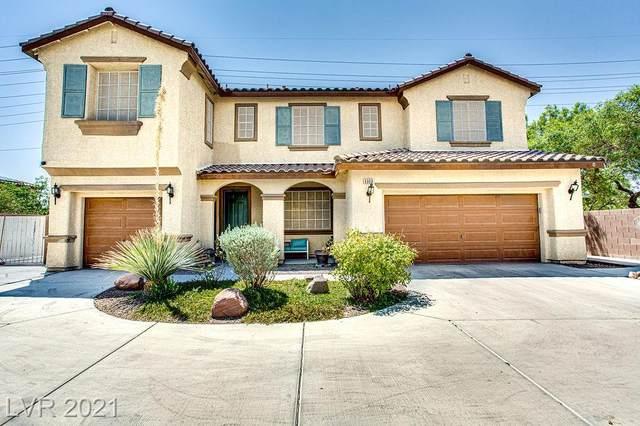 6008 Old Vines Street, North Las Vegas, NV 89081 (MLS #2320619) :: Custom Fit Real Estate Group