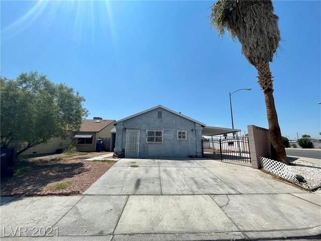 4609 Four Leaf Clover Drive, Las Vegas, NV 89122 (MLS #2320628) :: Lindstrom Radcliffe Group