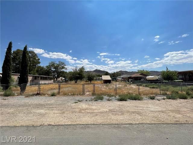 551 E Boulder Lane, Indian Springs, NV 89018 (MLS #2320639) :: ERA Brokers Consolidated / Sherman Group
