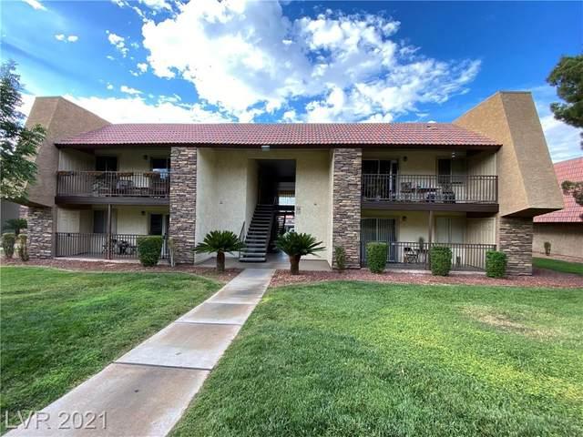 5031 Indian River Drive #185, Las Vegas, NV 89103 (MLS #2320645) :: The Shear Team