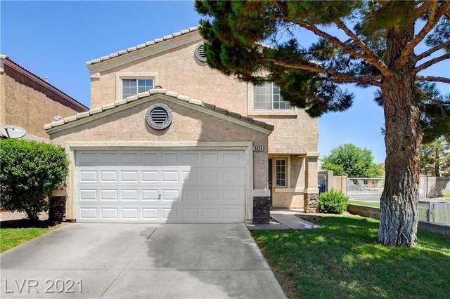 3424 Gold Sluice Avenue, North Las Vegas, NV 89032 (MLS #2320655) :: The Shear Team