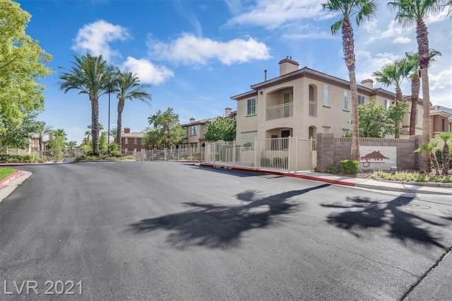 10155 Cedar Key Avenue #201, Las Vegas, NV 89129 (MLS #2320656) :: Lindstrom Radcliffe Group