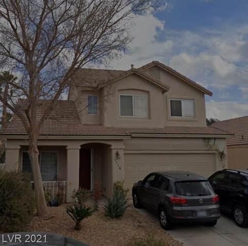 9538 Lavarun Court, Las Vegas, NV 89123 (MLS #2320657) :: Hebert Group | Realty One Group