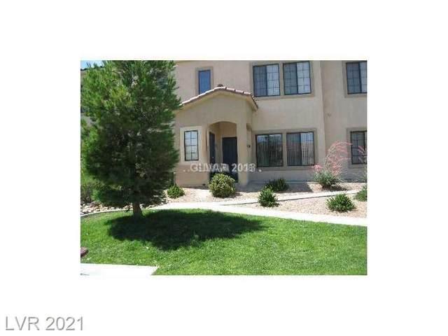 2071 Hussium Hills Street #107, Las Vegas, NV 89108 (MLS #2320660) :: Keller Williams Realty