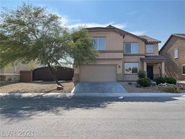 8141 Pink Desert Street, North Las Vegas, NV 89085 (MLS #2320668) :: Lindstrom Radcliffe Group